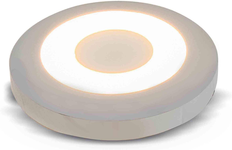 Pair Five Oceans Warm White LED Ceiling Light 10-30VDC FO-4120-M2