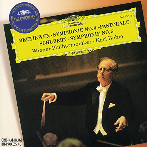 Price comparison product image Beethoven: Symphony No. 6, Schubert: Symphony No. 5 / Böhm, Vienna Philharmonic Orch.