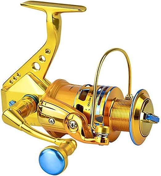 ZAGO De Giro del Carrete de Pesca Carretes de Pesca Spinning ...