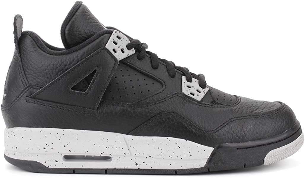 buy popular f6ea3 76e87 Amazon.com   Air Jordan 4 Retro BG - 408452 003   Basketball