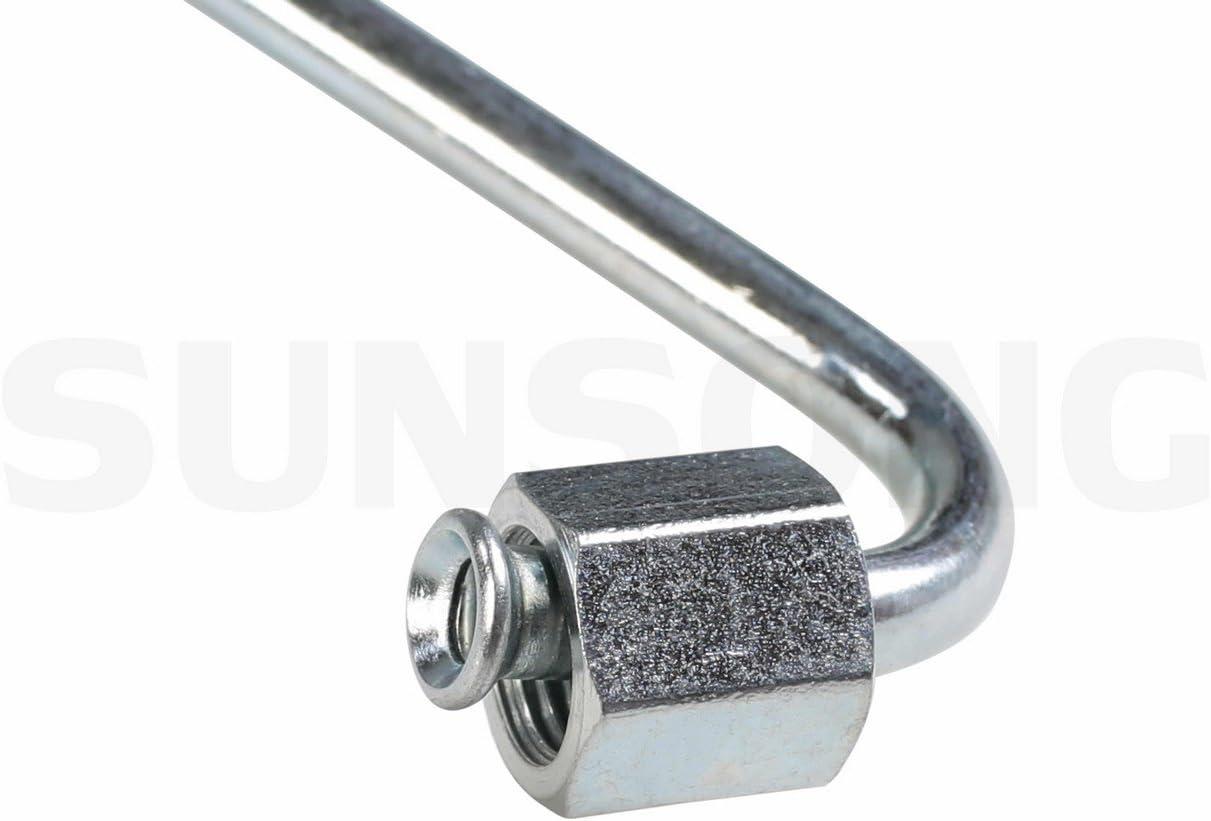 Sunsong 3401743 Power Steering Pressure Line Hose Assembly