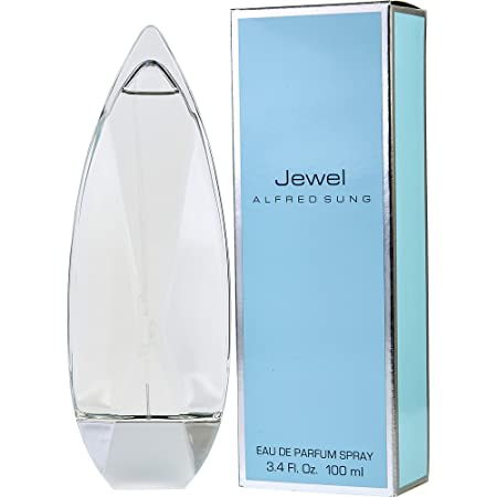 JEWEL by Alfred Sung EAU DE PARFUM SPRAY 3.4 OZ Package Of 2