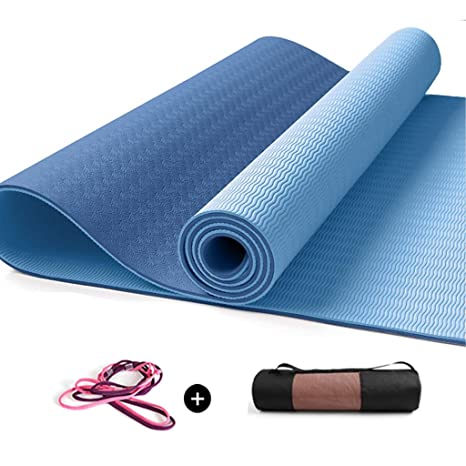 Espesor Extra Yoga Mat Ideal para Fitness Pilates Gimnasia ...