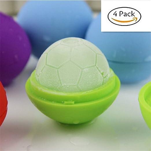 Compra PEI Molde de silicona para hacer hielo en 3D, diseño de ...