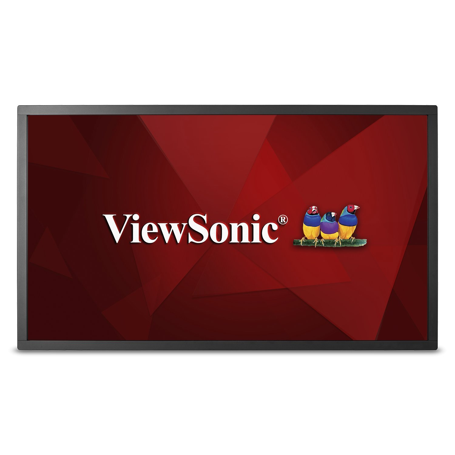 ViewSonic CDM4300T 43'' 1080p 10-Point Multi Touch Commercial Display with Quad-Core Media Player, HDMI, DVI by ViewSonic
