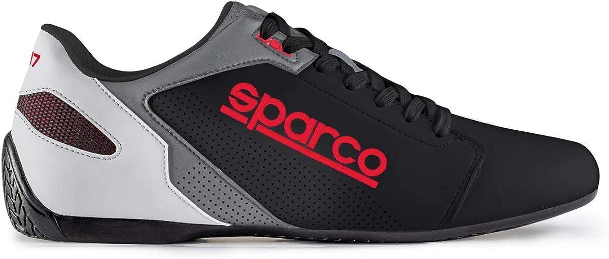 Sparco Slippers Sl 17 Schwarz Rot GrÖsse 43 Schuhe Handtaschen