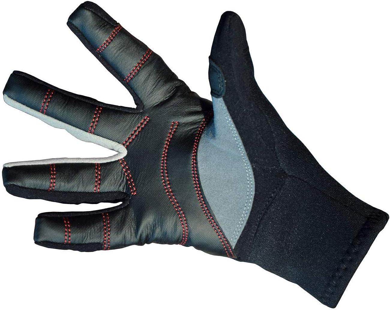 Large, Black GILL Three Season Gloves