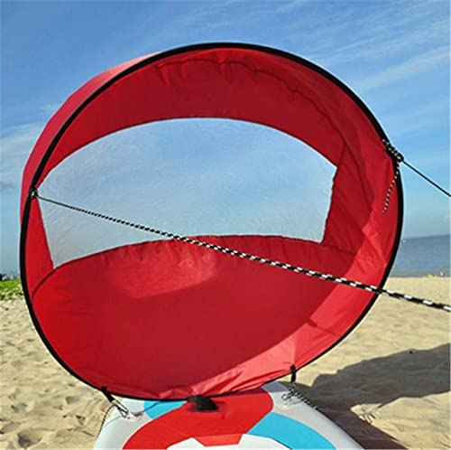 Foldable Boat Downwind/Wind Sail for for Kayak, Canoe Picture
