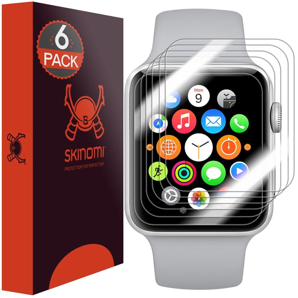 Film Protector Para Apple Watch 38mm X6 Skinomi -749brd4z