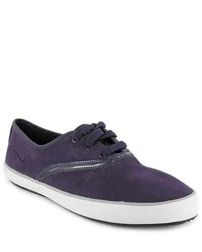 Nike Deuce Damen Sneaker Wildleder Purple Lila Gr. 38  Amazon.de ... f5d4ec7d88