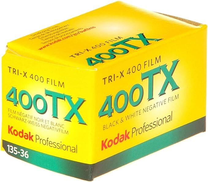 Kodak 8667073 Tri X 400 135 36 Schwarz Weiß Negativfilm