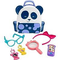 Cleo & Cuquin Mochipanda de Cleo, juguete Familia Telerín (Mattel FLW56)