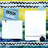 Beach Bums - Premade Scrapbook Page