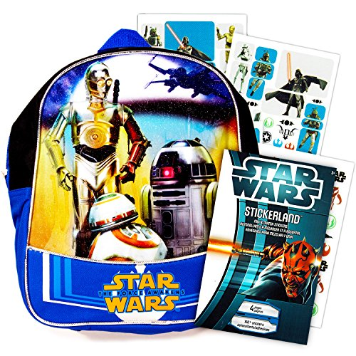 Classic Star Wars Preschool Backpack Toddler (11