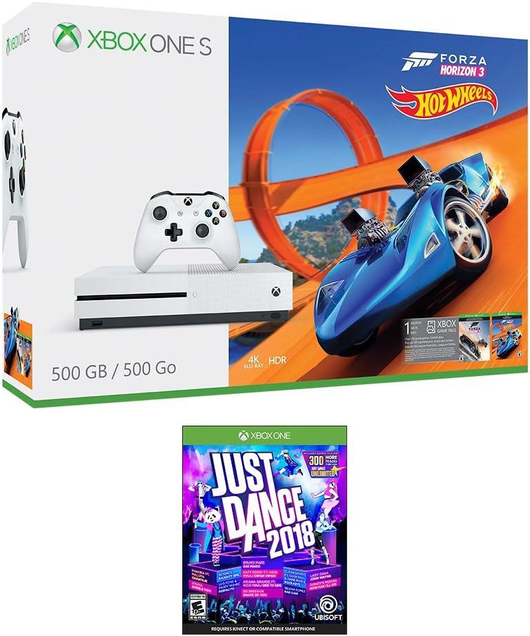 XBOX ONE Just Dance Racing Bundle (2 artículos): S de Xbox One 500 ...