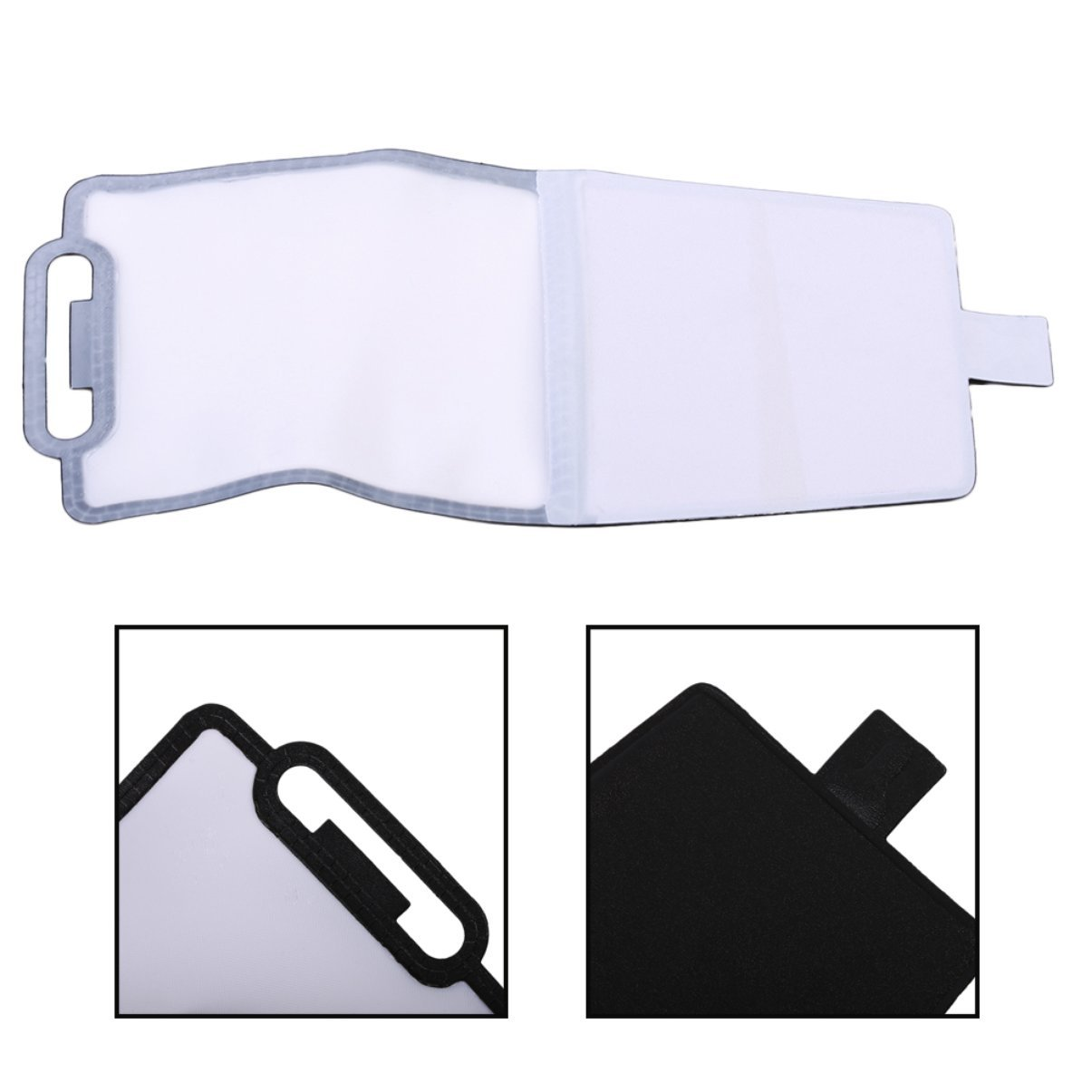 Universal Camera Soft Screen Pop-Up Flash Diffuser Super Lightweight Soft Screen Pop-Up Flash Diffuser for Camera