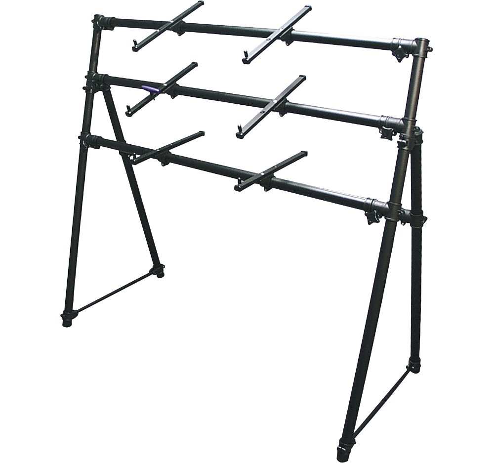 On Stage KS7903 3-Tier A-Frame Keyboard Stand Music People 76158-A