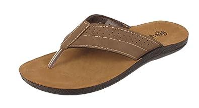 Zapatos marrones Gezer para hombre uwFFkU