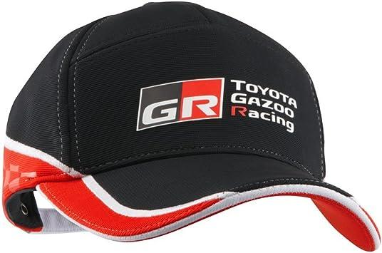Gorra Toyota Gazoo Racing Oficial: Amazon.es: Juguetes y juegos
