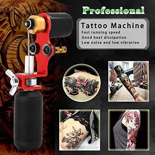 Yu2d  Professional Body Art Rotary Tattoo Motor Machine Shader Equipment (Red) from ❤️ Yu2d ❤️_ Health & Beauty