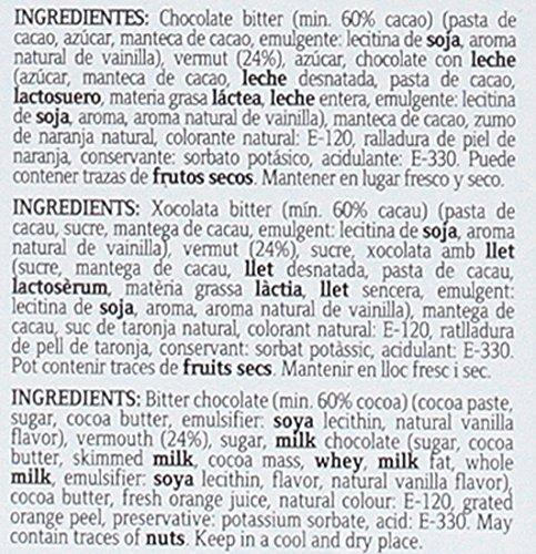 Vicens Turrón de Vermut Adrià Natura - 300 gr: Amazon.es: Alimentación y bebidas