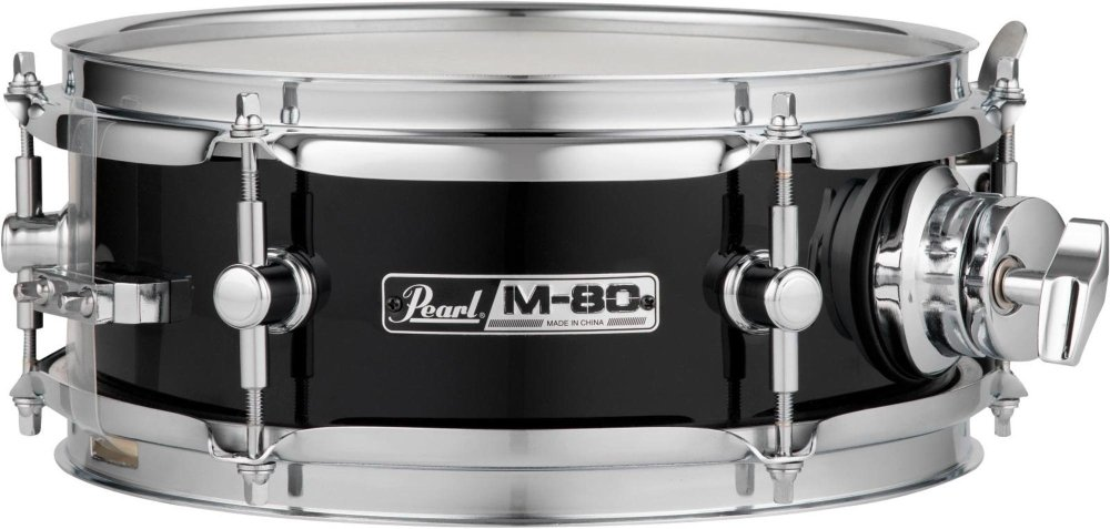 Pearl M-80 (M80ST/C31) Snare Drum 10 x 4 Inches