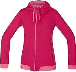 GORE BIKE WEAR Women s Warm Soft Shell Hooded Mountainbike Jacket d5027b2d0