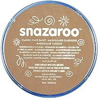Snazaroo Face Paint 18ml color individual, Light Beige, M, 1