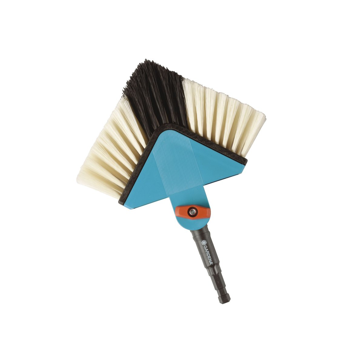 Gardena 3633 Combisystem Overhead Cleaning Angle Broom Head