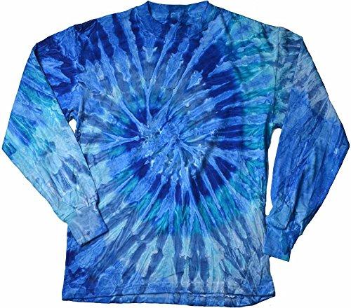 Colortone Td L S 14 16  Lg  Blue Jerry