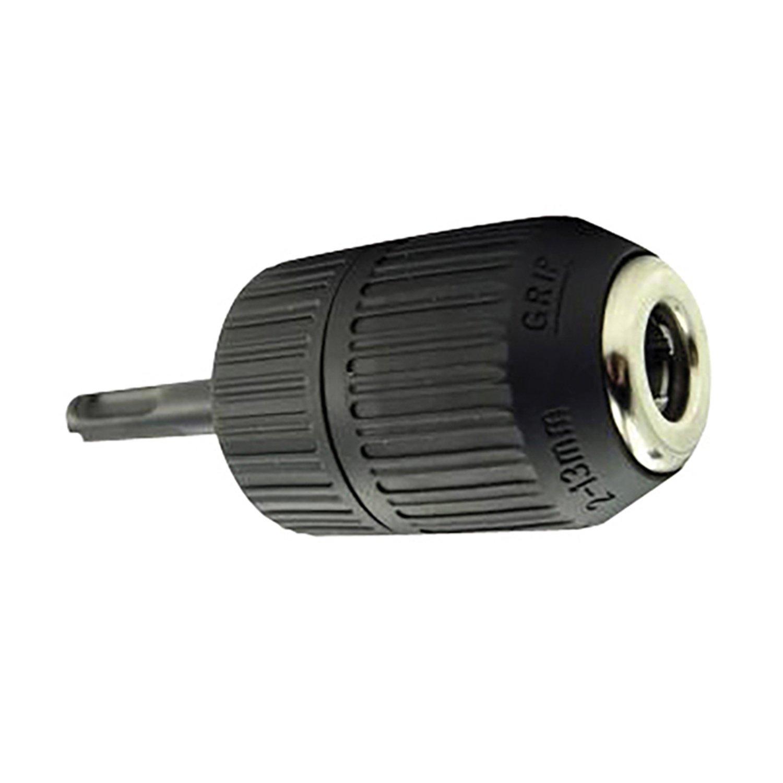 Tivoly XT60692000540 Mandrin auto-serrant pour Perforateur SDS+ Capacité Ø 2 > 13mm, Gris