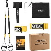 Enkeeo - Juego de Entrenamiento en Suspensión Profesional