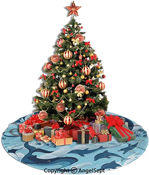 Ocean Themed Christmas Tree Decorations  from images-na.ssl-images-amazon.com
