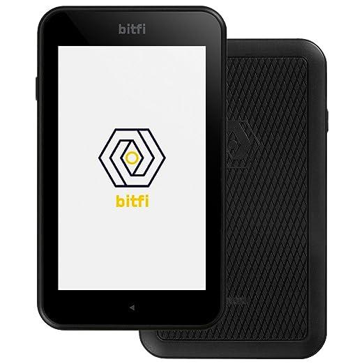 Bitfi Cryptodivisa - Cartera de Herramientas, Color Negro ...