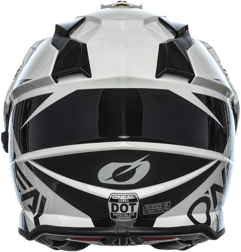 XXL ONeal Sierra R Adult Helmet Neon Yellow//Black