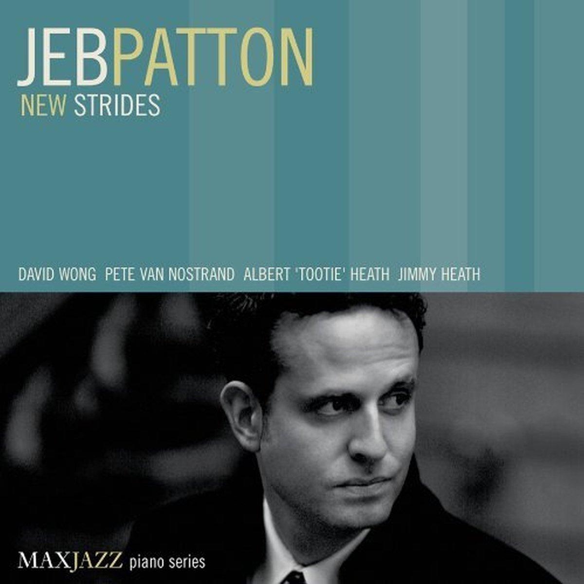 Jeb Patton - New Strides - Amazon.com Music