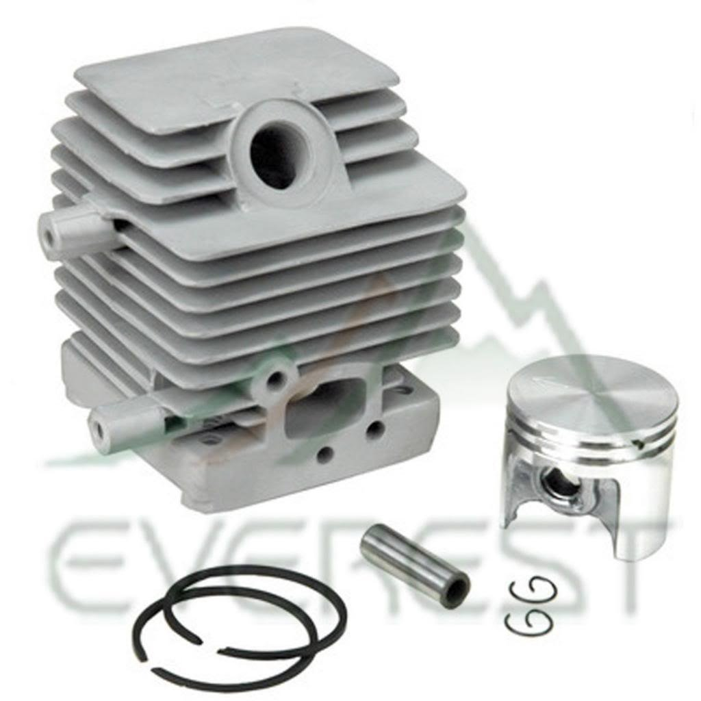 NEW STIHL FS75 FS80 FS85 HL75 HT75 KA85 KM85 FC85 CYLINDER HEAD PISTON KIT 34mm EVEREST PARTS SUPPLIES