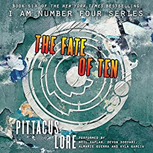 The Fate of Ten Audiobook
