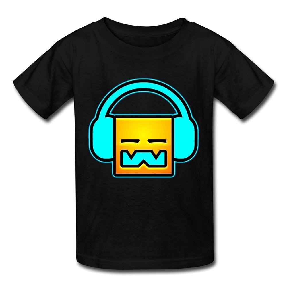 Losnger Dj Geometry Dash T Shirt