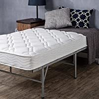 Sleep Master 6-Inch Tight Top Independent Pocketed Spring Mattress, Full