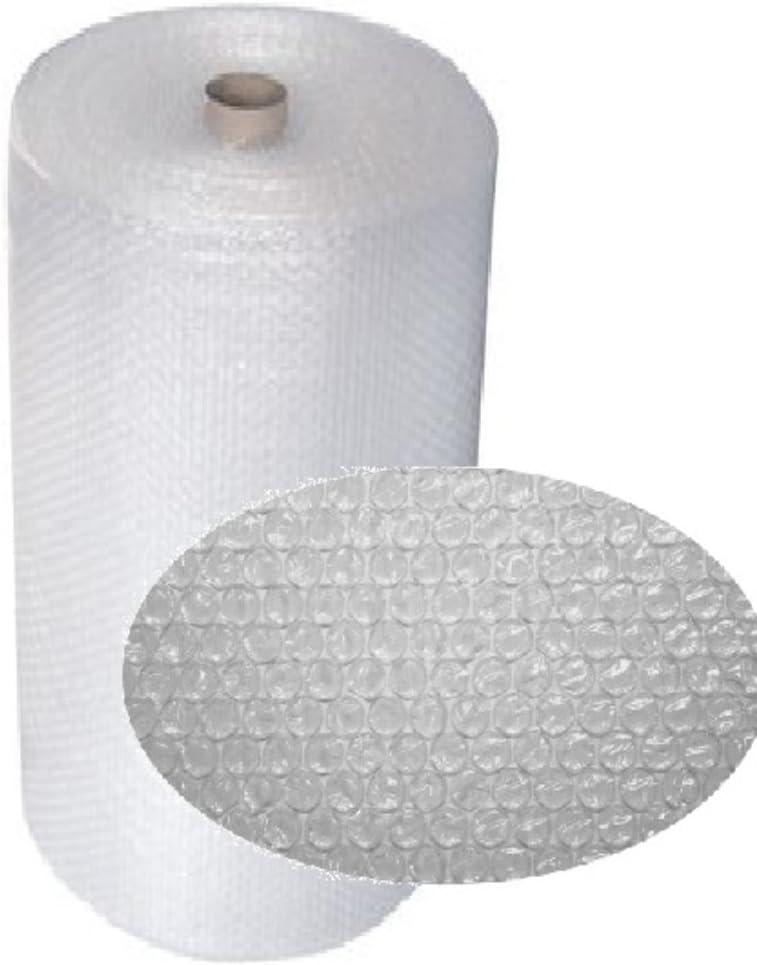1très grand rouleau de petites bulles Bulles Taille 1200mm (1.2metre) haute x 100m par rouleau de protection–Emballage d'emballage cadeau Rembourrage papier bulle petites bulles