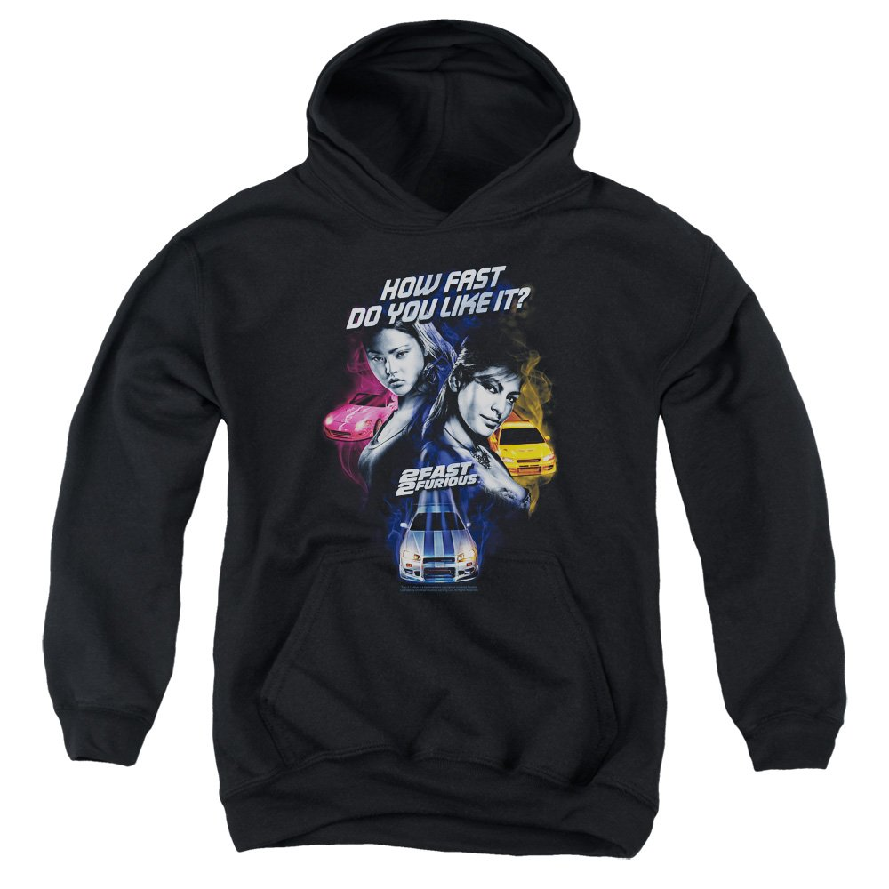 2 Fast 2 Furious Fast Pullover Shirts