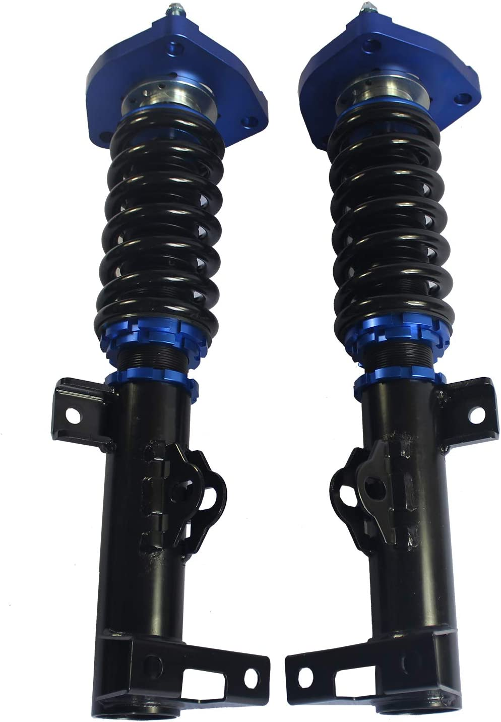 JDMSPEED New Coilover Suspension Kit Blue Replacement For Mercedes ...
