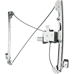 window regulator & motor assemblies