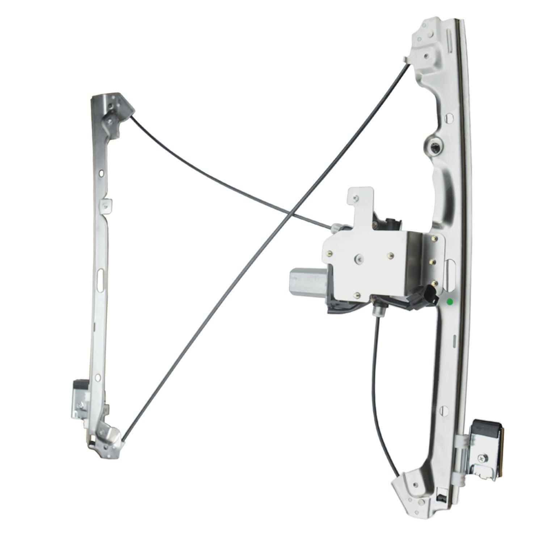 2004 silverado manual window regulator
