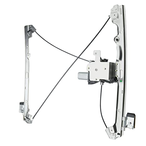 A-Premium Front Driver Side Power Window Regulator w/Motor for Chevrolet on