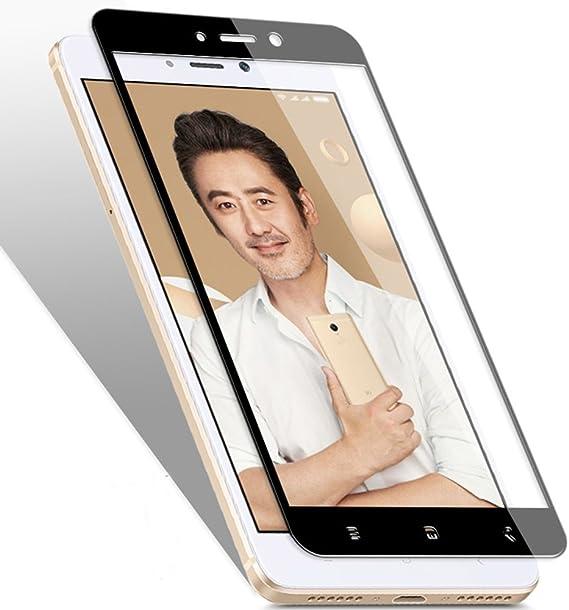 2 Unidades] Xiaomi Redmi Note 4X Protector de Pantalla GOGODOG Cobertura Total Ultra Transparente 3D Prima Vidrio Templado para Mi Redmi Note 4 PRO 5.5