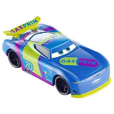 Disney Cars Richie Gunzit Fireball Beach Racers Diecast 1:55 Scale: Toys & Games