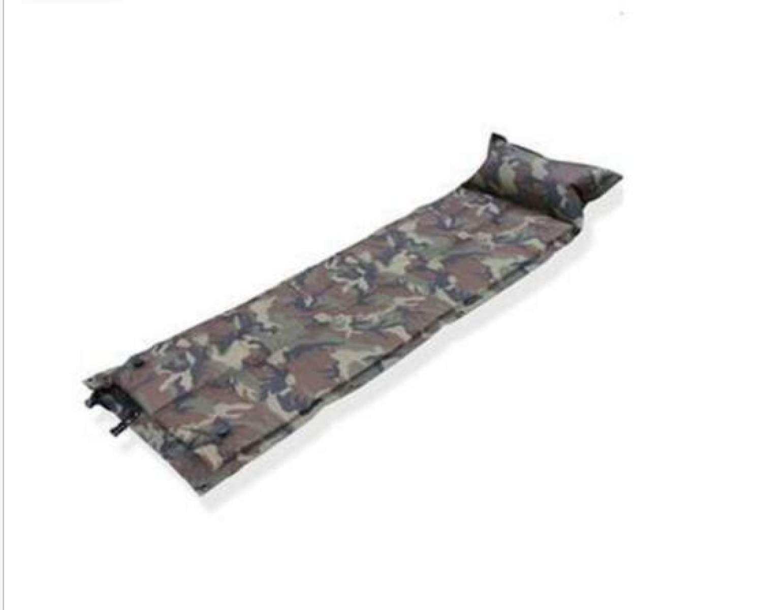Air Cushion Single Kann Genäht Werden Automatische Aufblasbare Pad Mit Kissen Camping Sleeping Pad