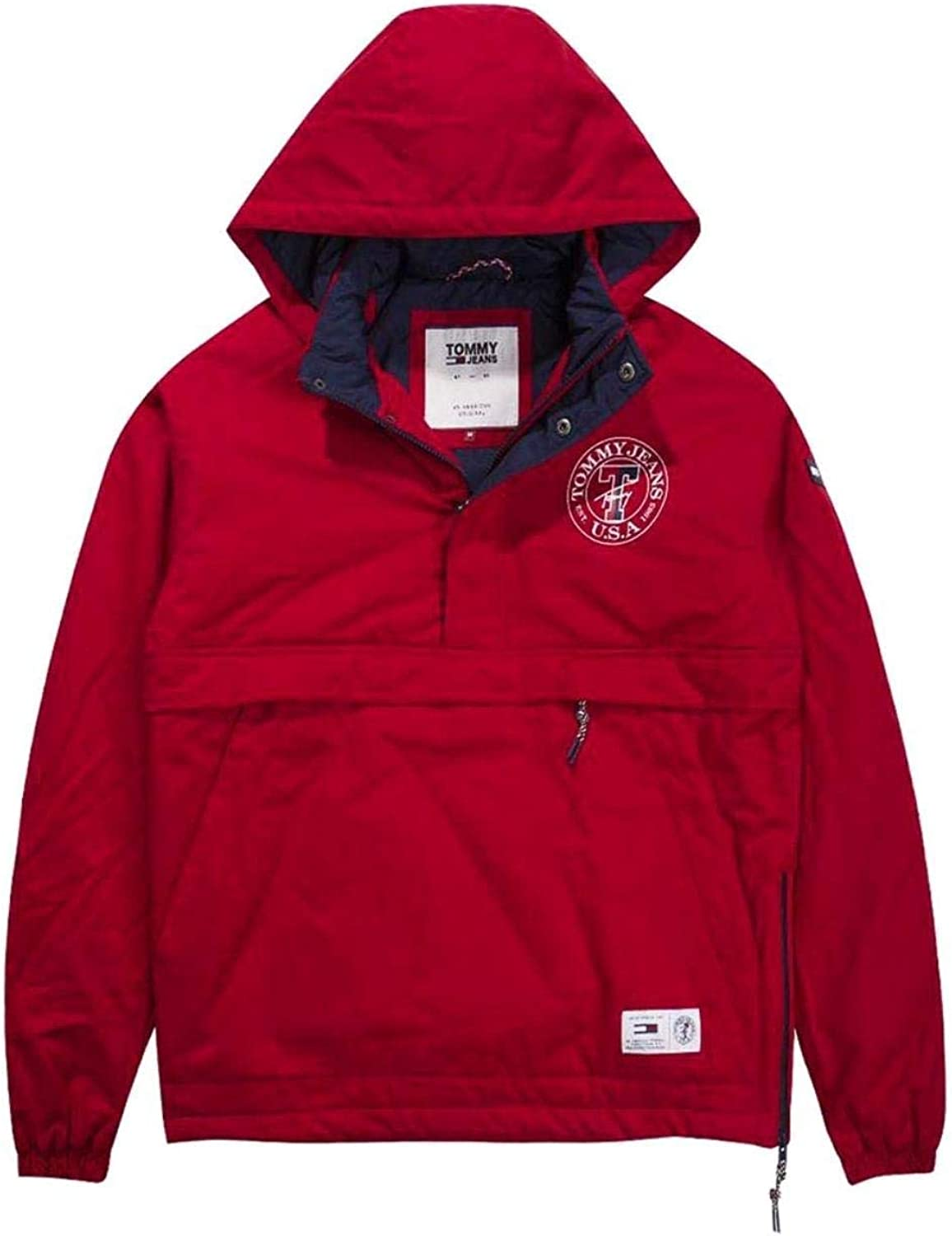 Tommy Hilfiger - Canguro Tommy Jeans para Hombre (XL)
